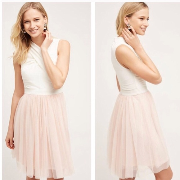 Anthropologie Dresses & Skirts - TradedHD in Paris tulle dress